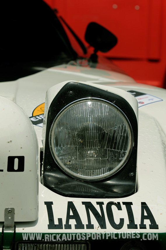 Lancia Stratos 1975 (Monte Carlo), Fred Walter & Eva Walter