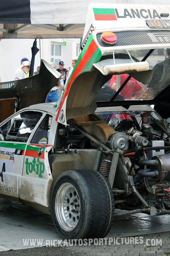 Legend Lancia Rally 037 Eifel Rallye 2103
