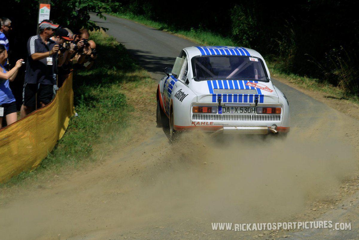 Legend Skoda 130RS Eifel Rallye 2013