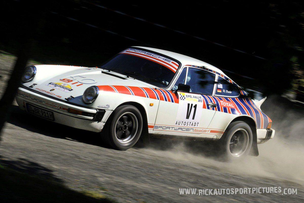 :egend Porsche Carrera Eifel rallye 2013