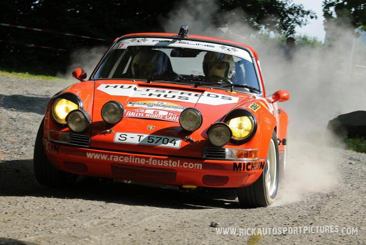 :egend Porsche 911 Eifel rallye 2013