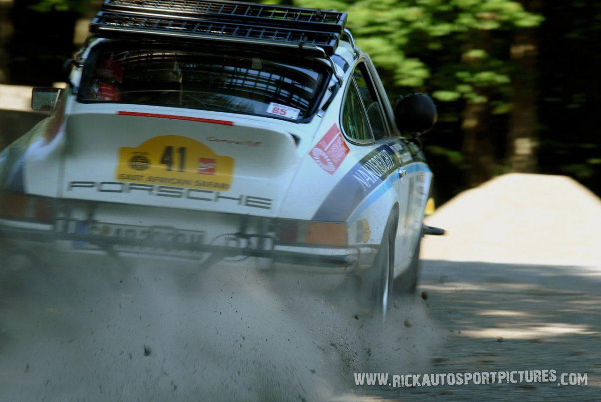Legend Porsche Carrera RS Eifel Rallye 2013