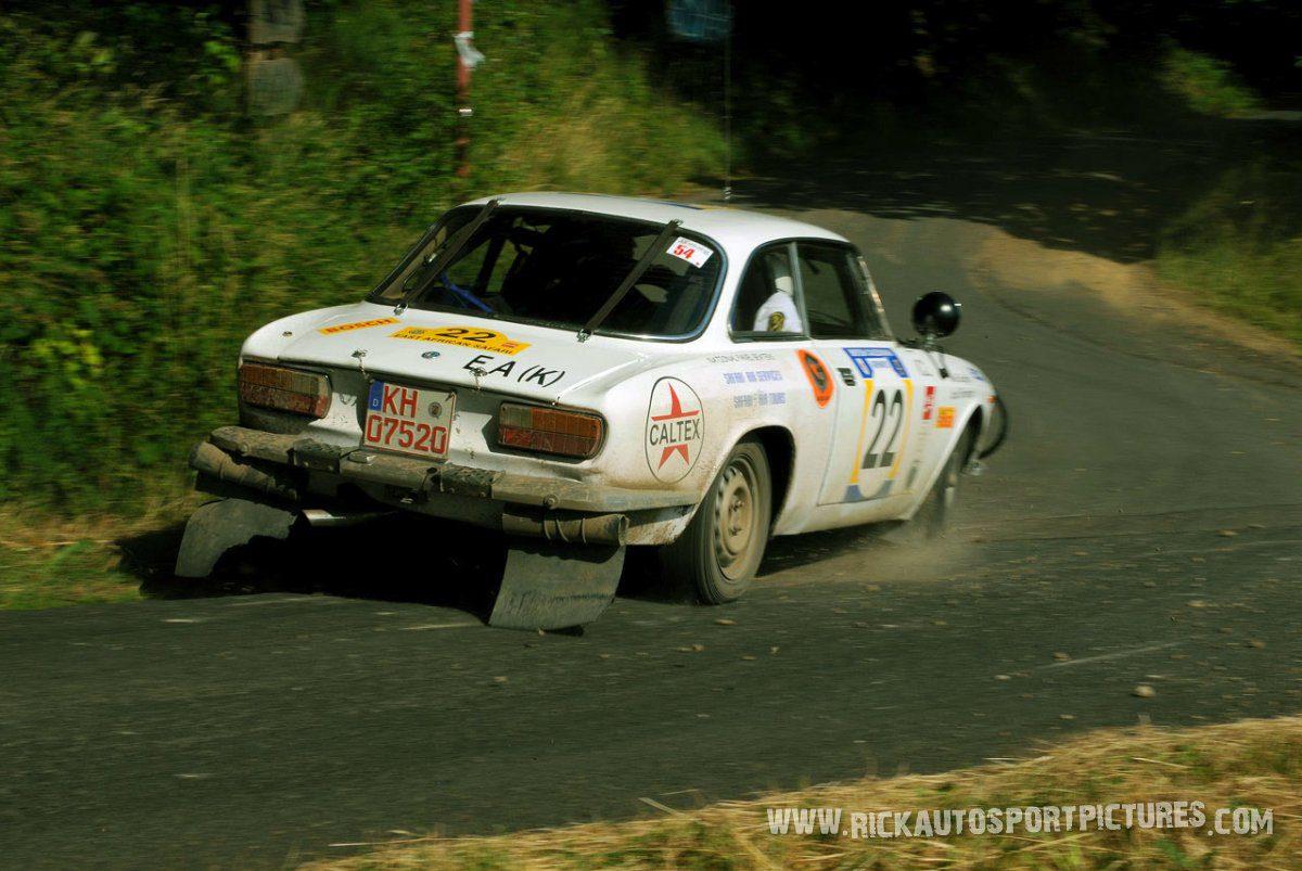 Legend Alfa Romeo GTV Eifel Rallye 2013
