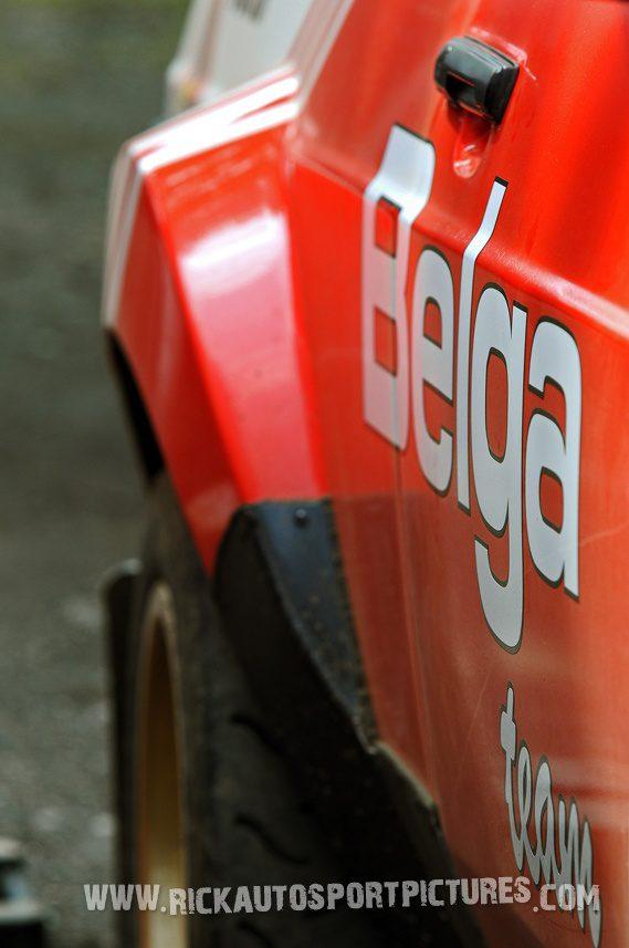 Legend Bastos Ford Escort 1800 Eifel Rallye 2013