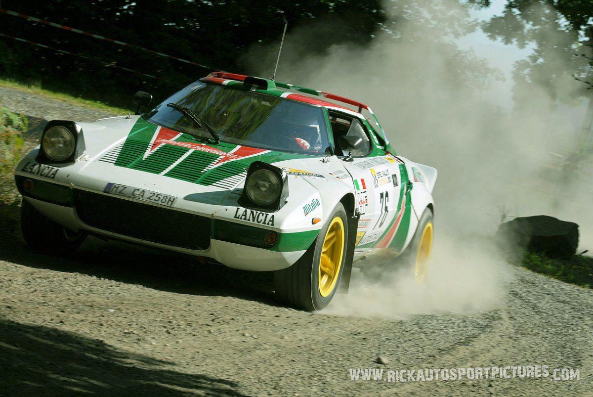 Legend Lancia Stratos Eifel Rallye 2013