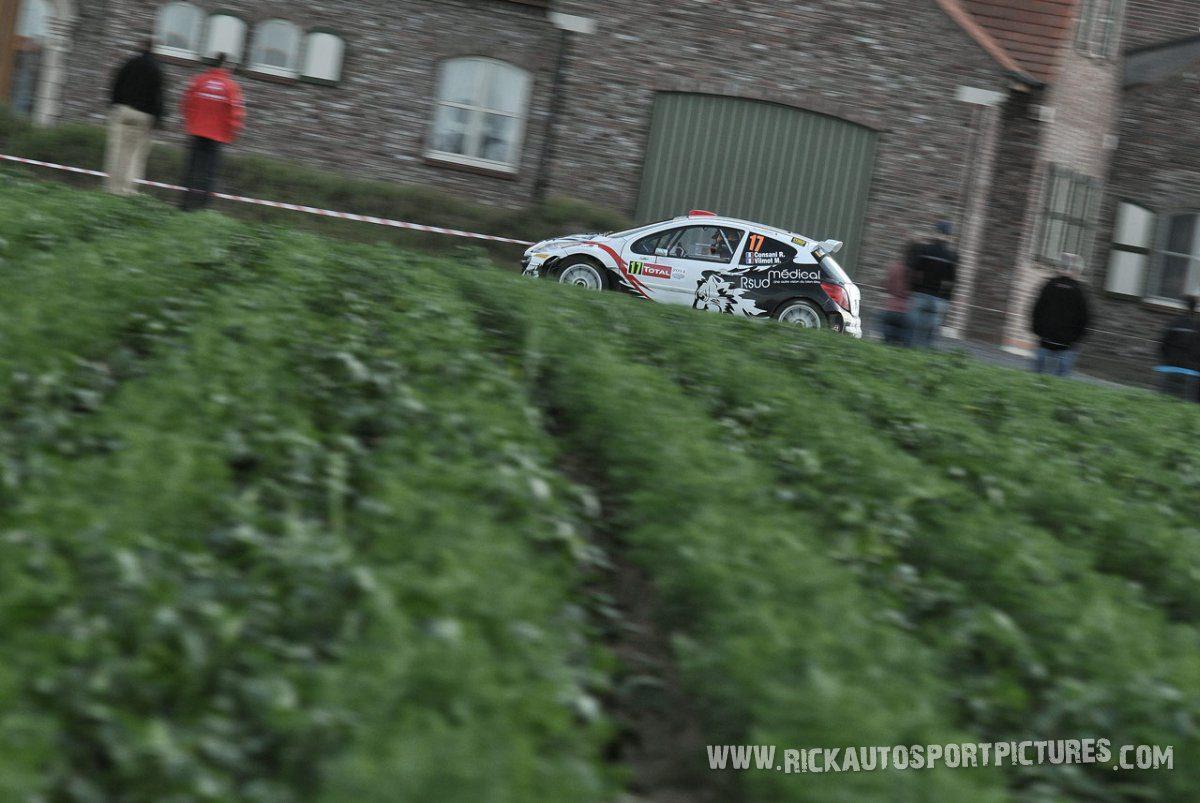 Robert Consani Ypres ieper rally 2014
