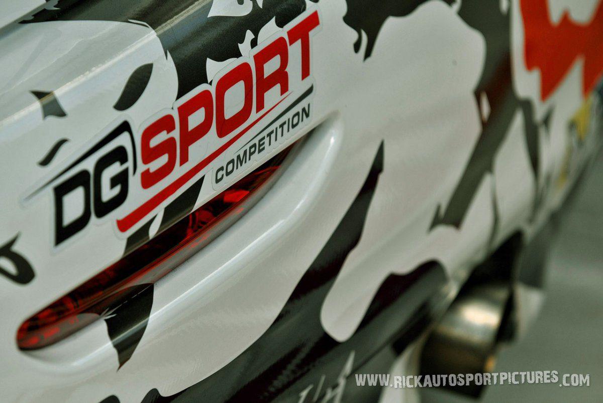 DG Sport ypres ieper rally 2014
