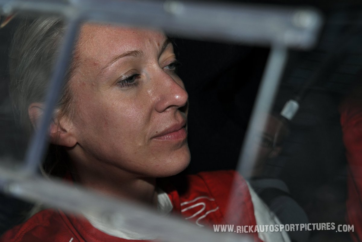 Véronique Hostens ypres ieper rally 2014
