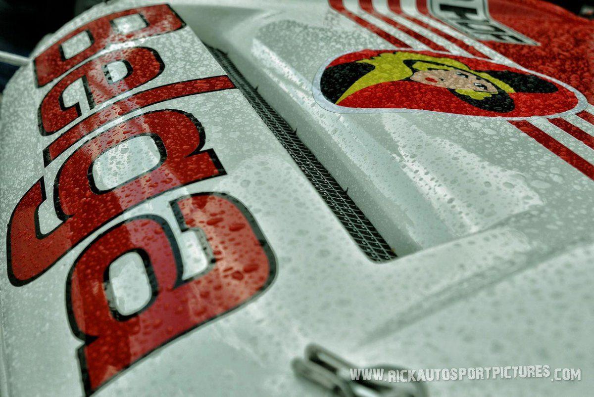 Legend MG Metro 6R4 Belga Eifel Rallye 2014