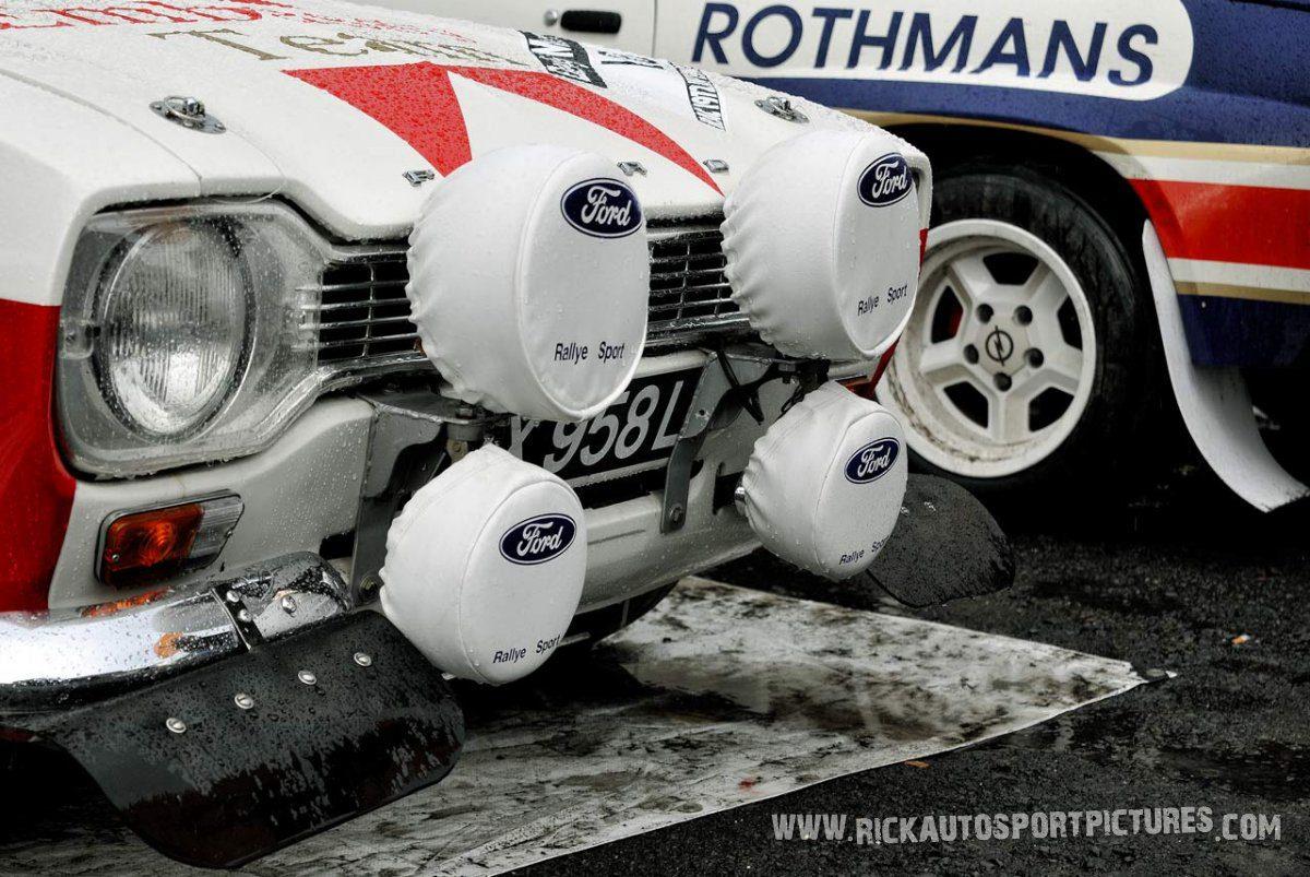 Legend Ford Escort RS1600 Eifel Rallye 2014