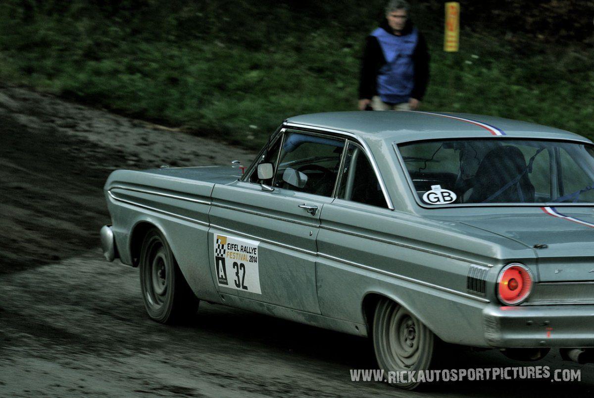 Legend Ford Falcon Eifel Rallye 2014