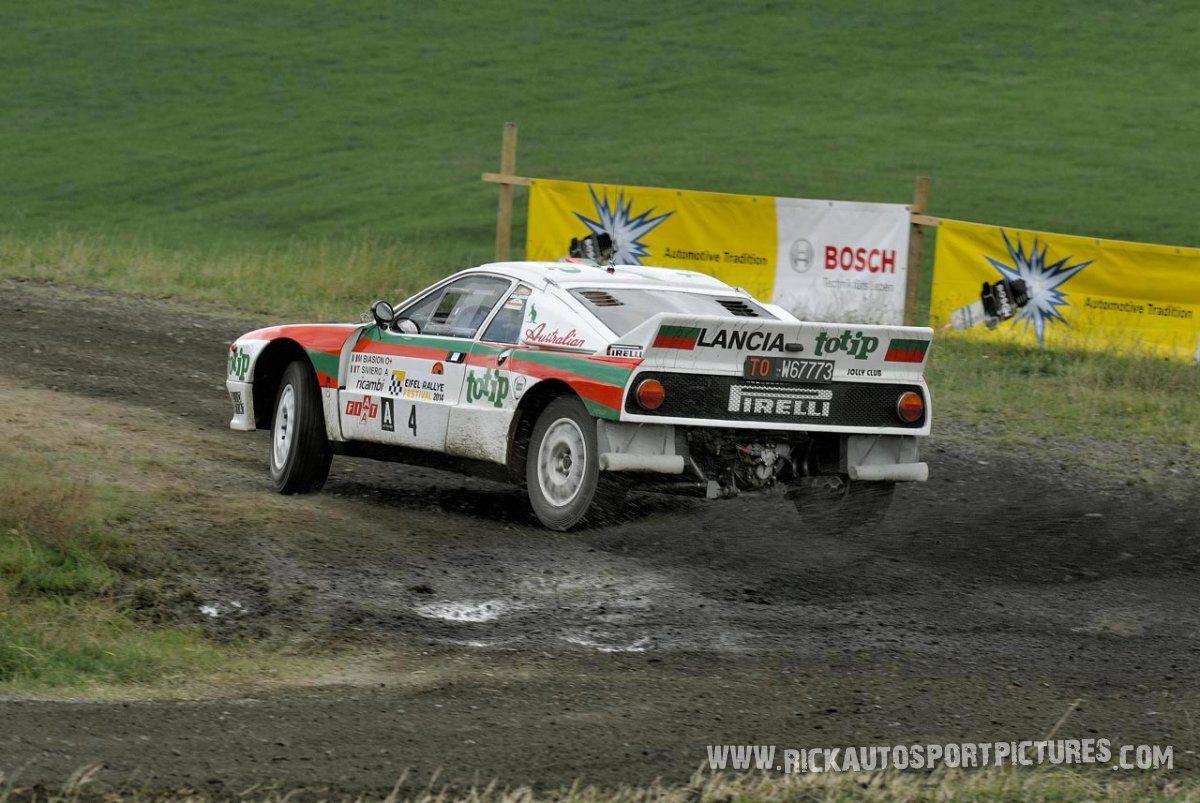 Legend Lancia 037 Eifel Rallye 2013