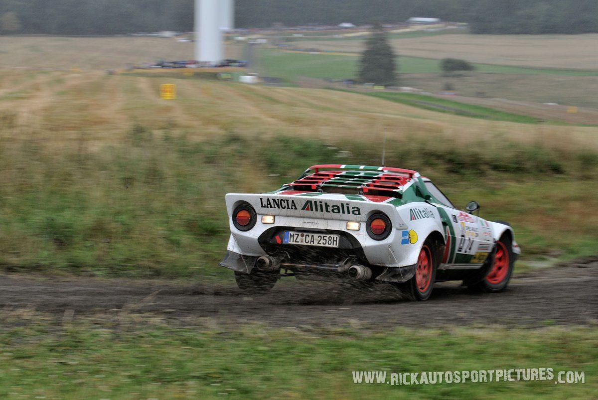 Legend Lancia Stratos Eifel Rallye 2014