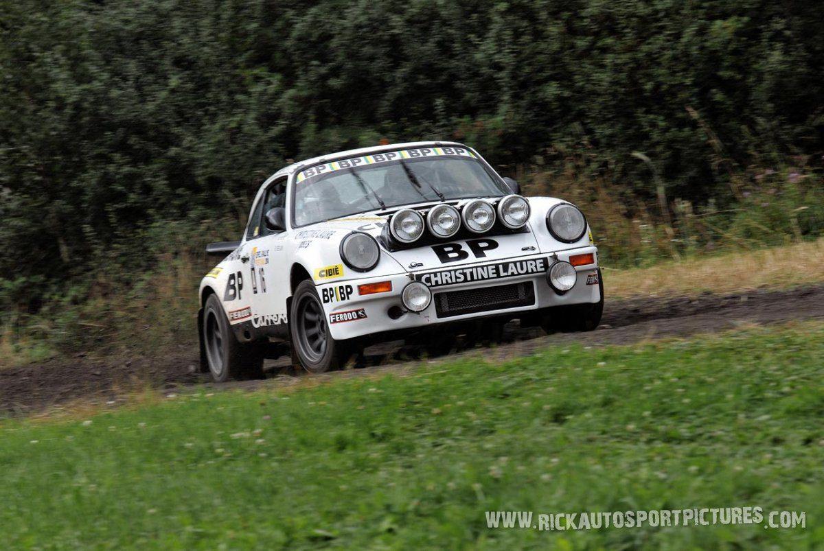 Legend Porsche 911 RS 3.0 Eifel Rallye 2014