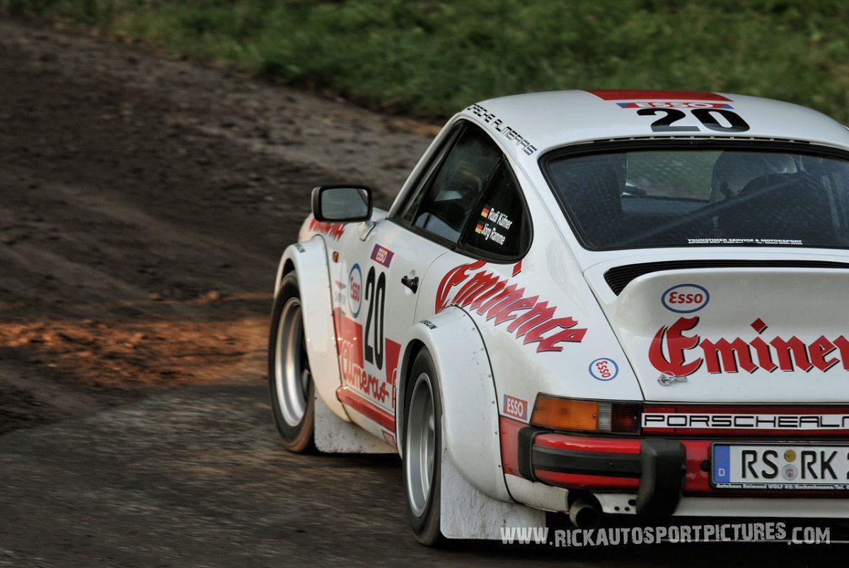 Legend Porsche 911 SC Eifel Rallye 2014