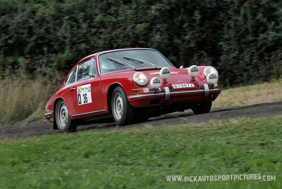 Legend Porsche 911 Eifel Rallye 2014