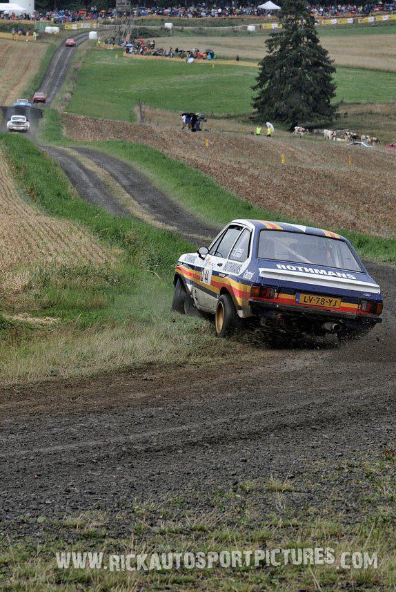 Legend Rothmans Escort Eifel Rallye 2014