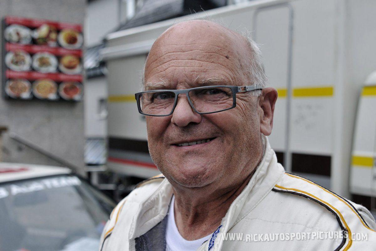 Legend Stig Blomqvist Eifel Rallye 2014