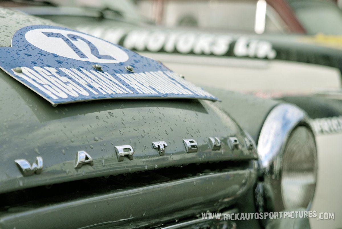 Legend Wartburg Eifel Rallye 2014