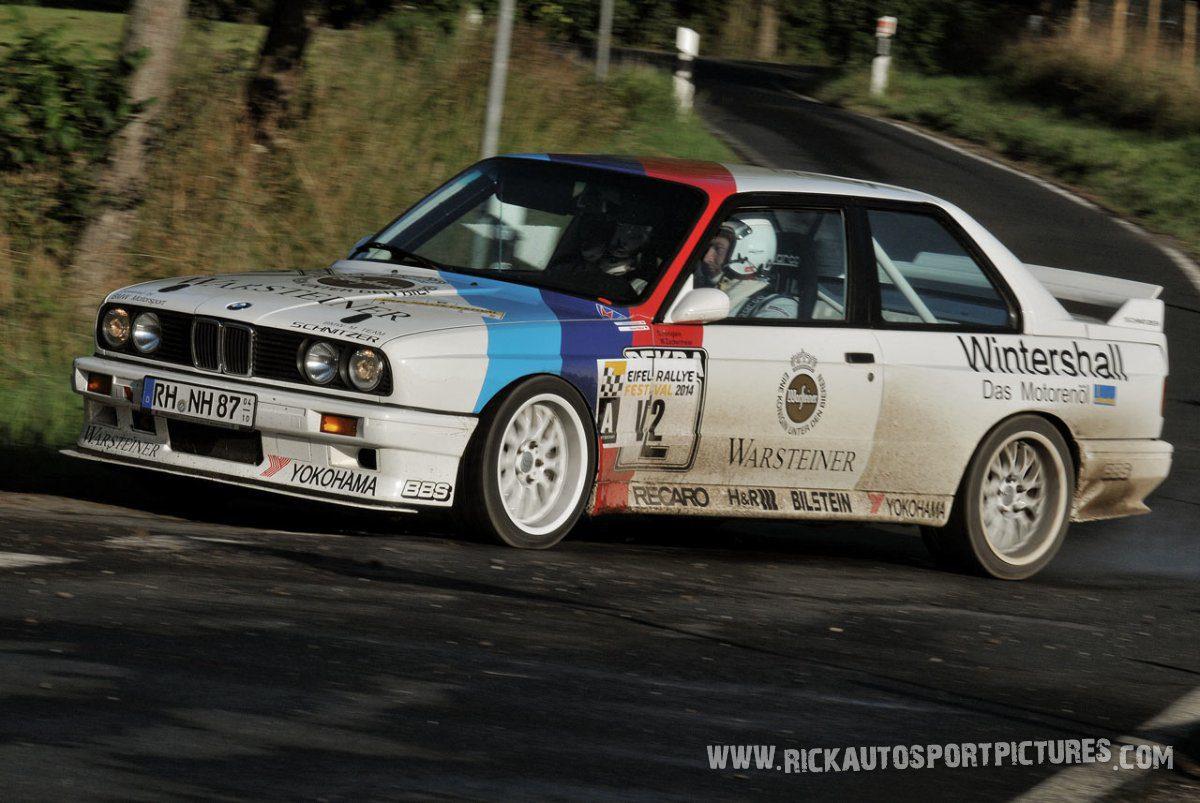 Legend BMW M3 Eifel Rallye 2014