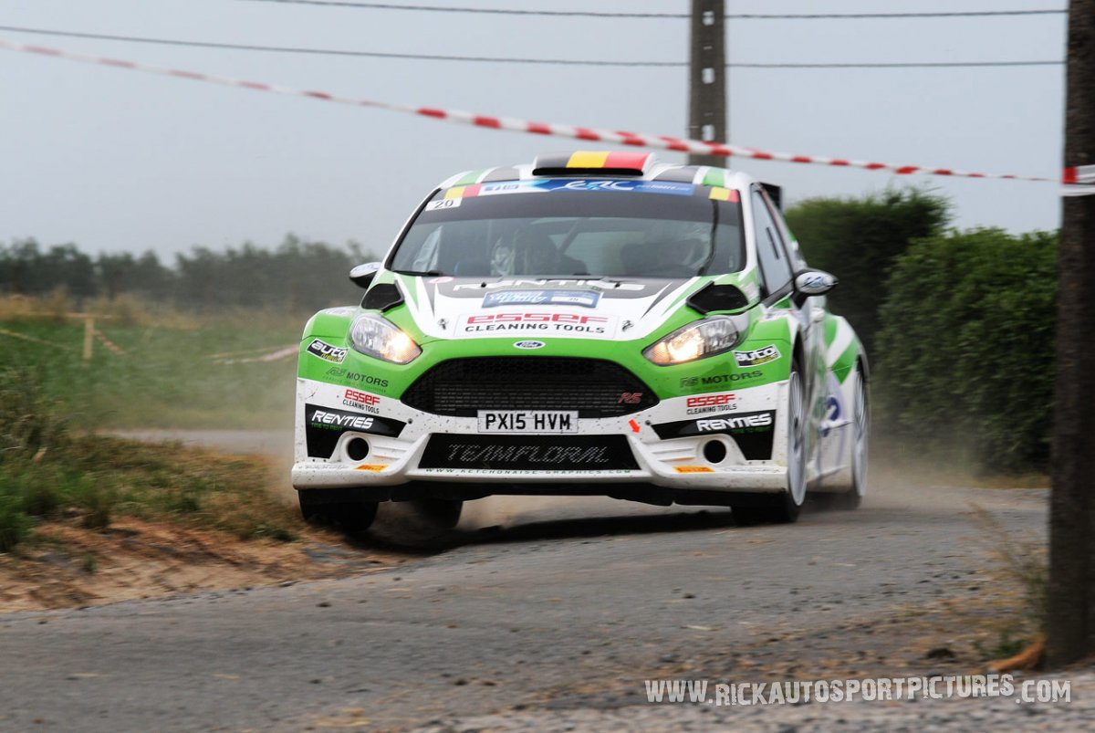 Didier Duquesne ypres ieper rally 2015