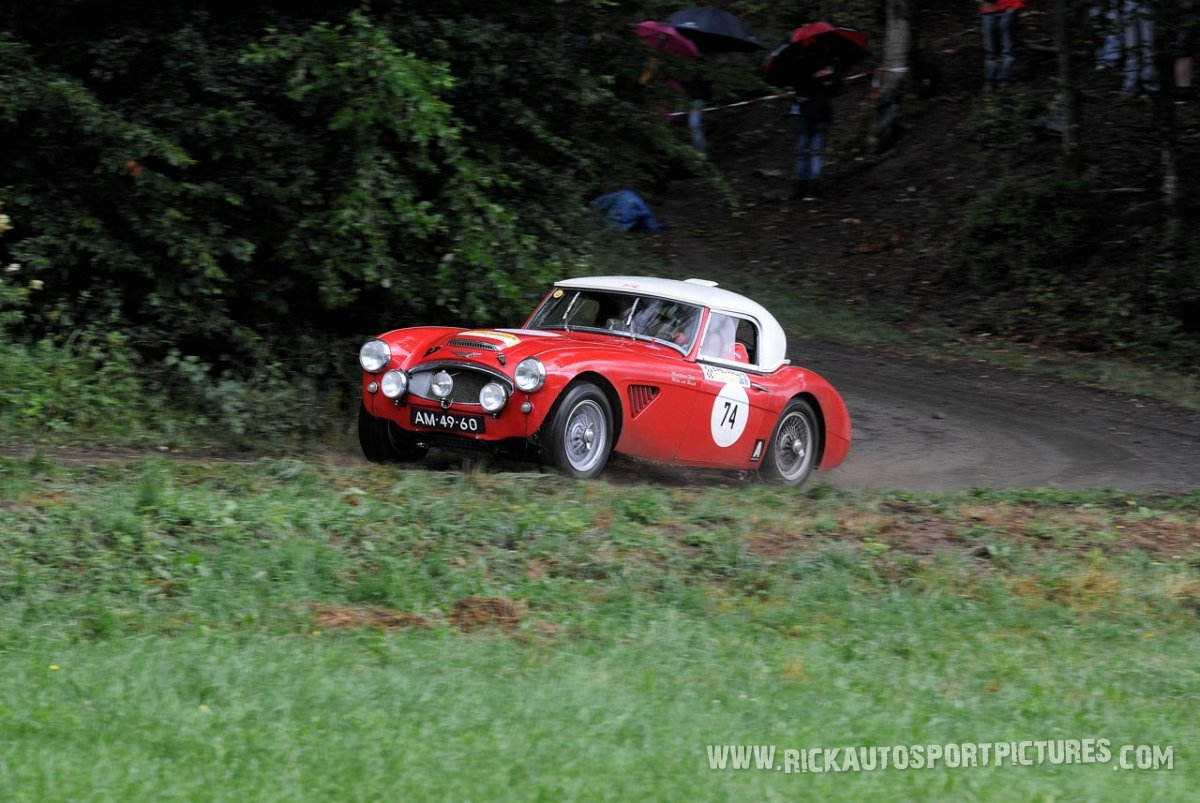 Legend Austin Healey Eifel Rallye 2015