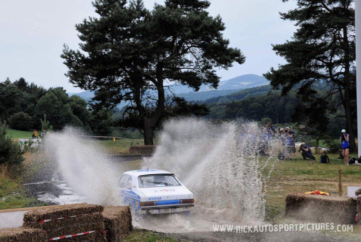 Legend Chrysler Avenger Eifel Rallye 2015