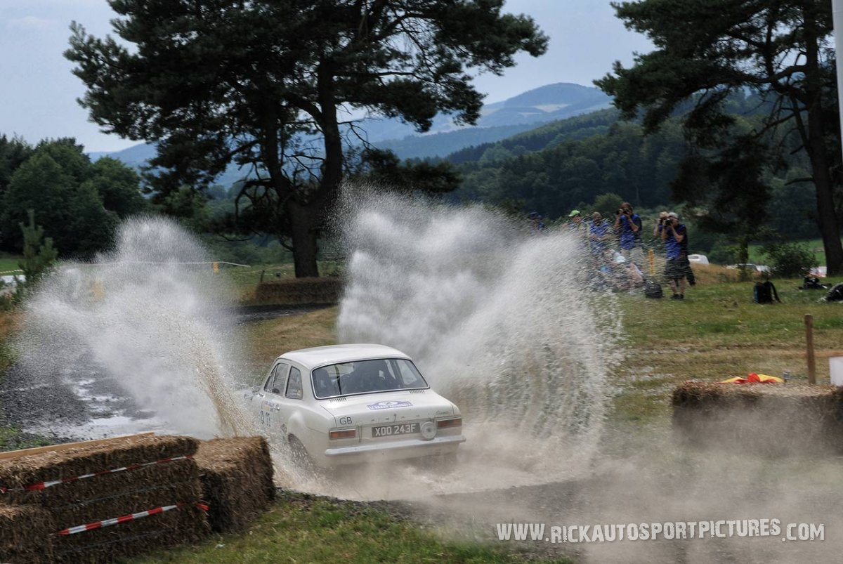 Legend Ford Escort TC Eifel Rallye 2015