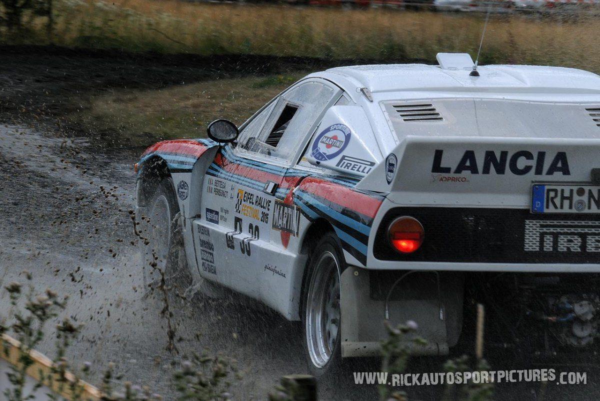 Legend Lancia 037 Eifel Rallye 2015