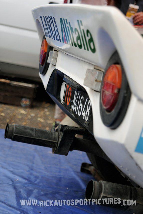 Legend Lancia Stratos Eifel Rallye 2015