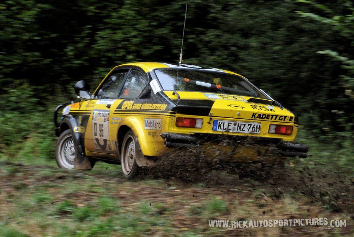 Legend Opel Kadett Eifel Rallye 2015