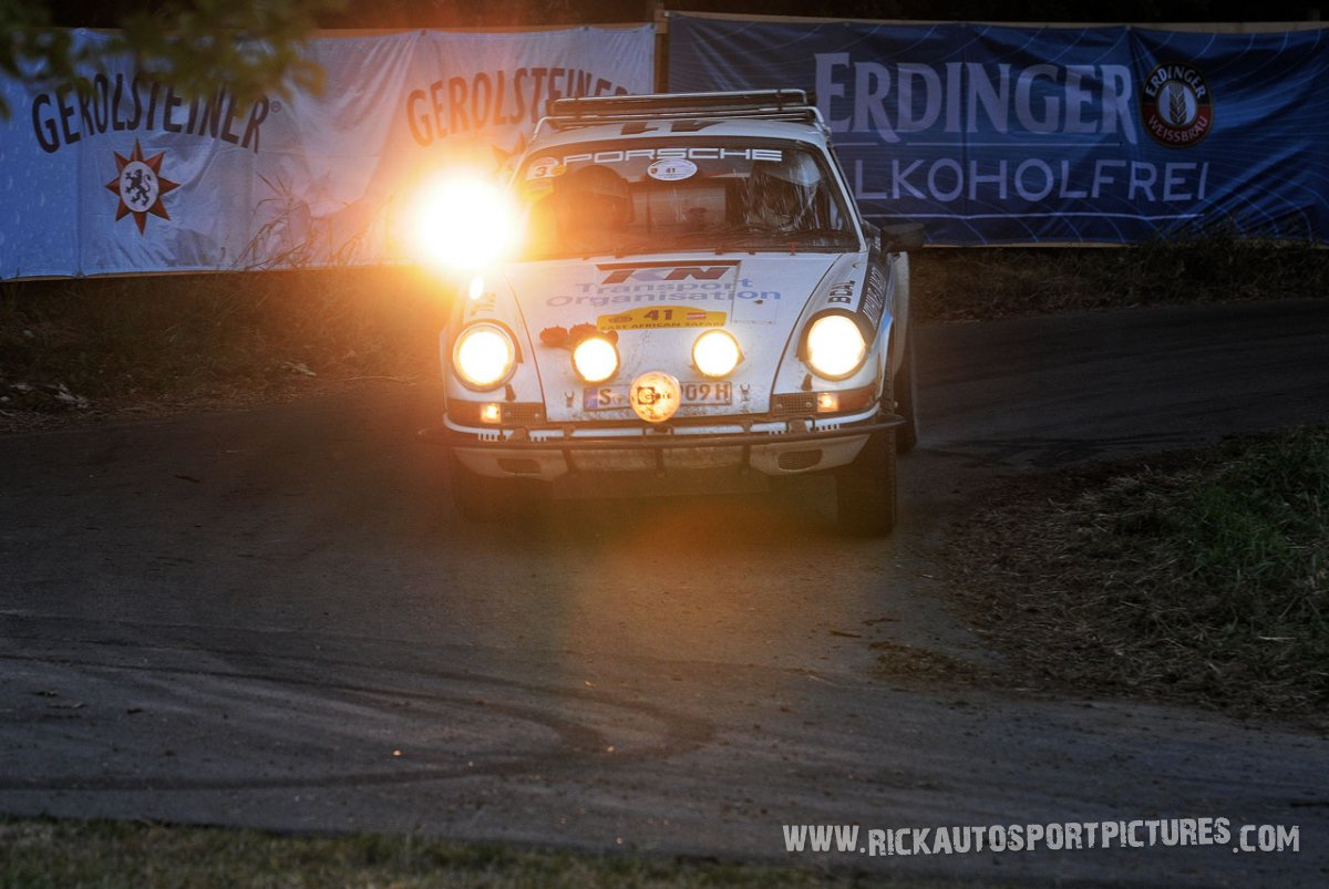 Legend Porsche 911 Carrera RS Eifel Rallye 2015