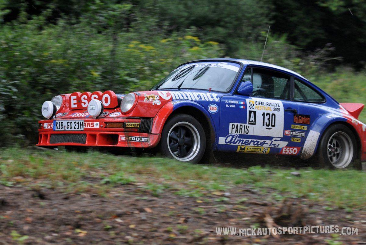 Legend Porsche 911 SC Eifel Rallye 2015