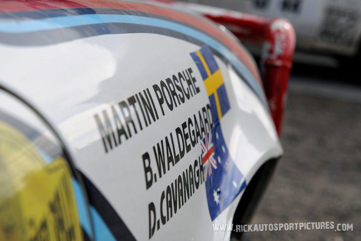 Legend Porsche 911 Carrera Eifel Rallye 2015