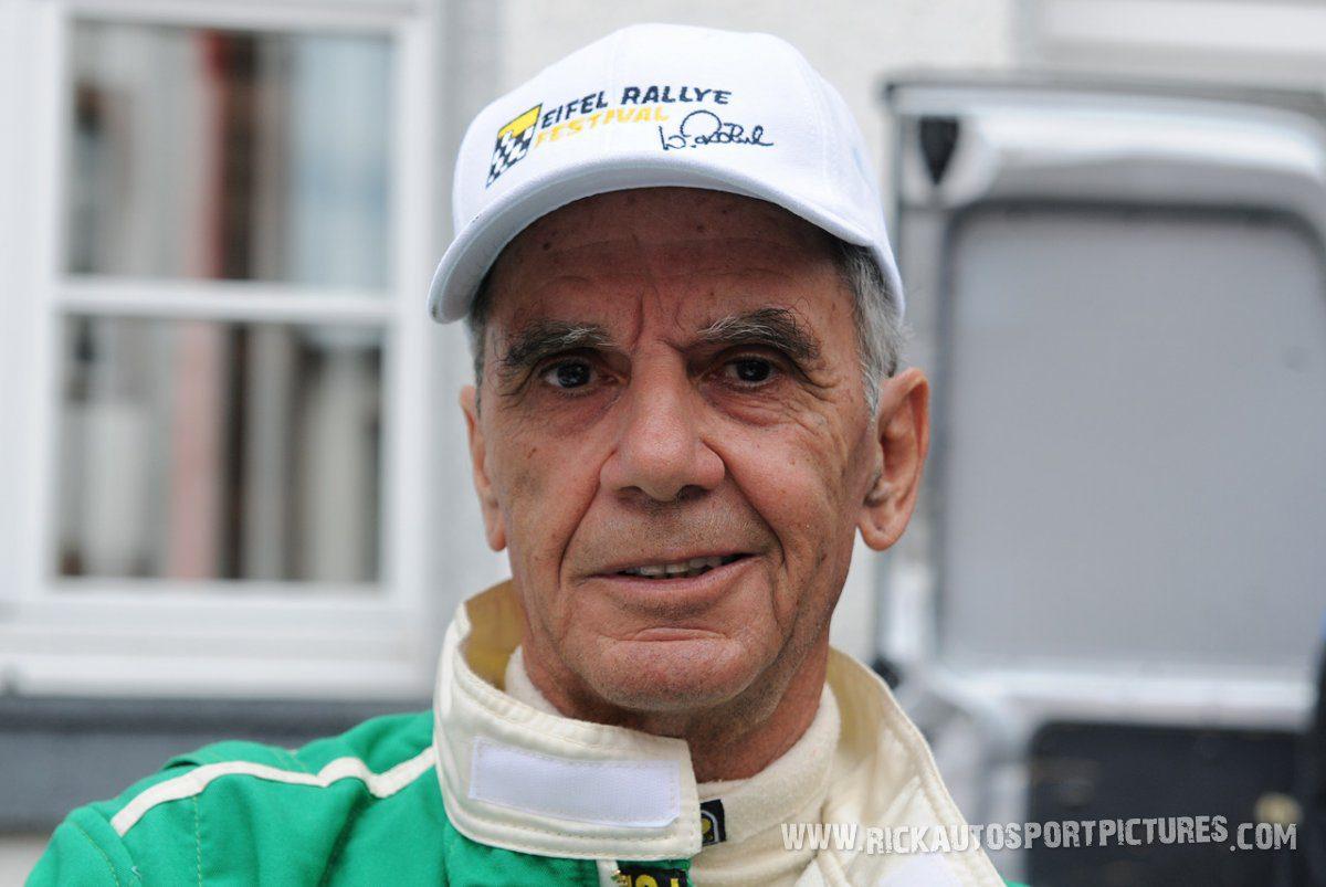 Legend Sandro Munari Eifel Rallye 2015