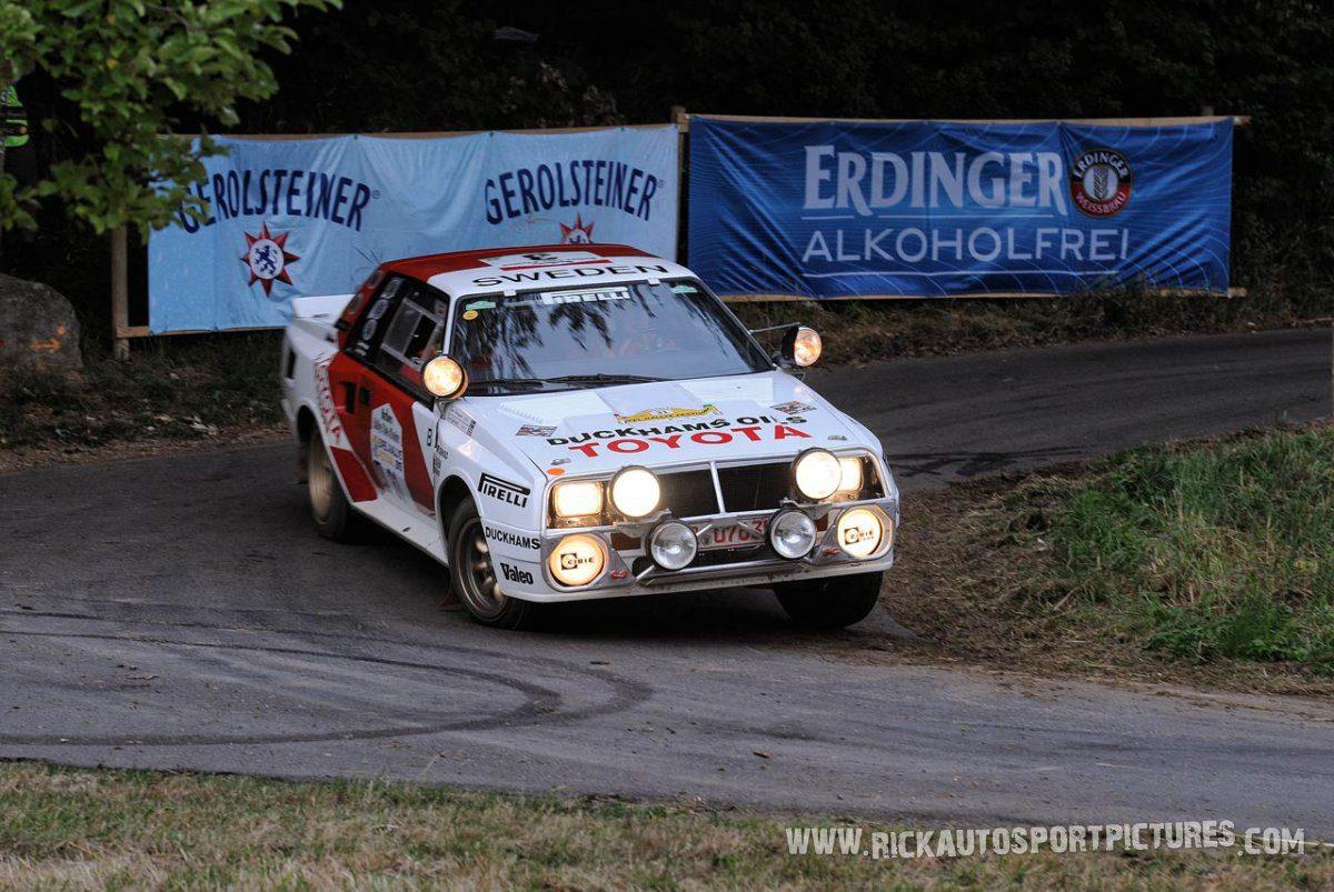 Legend Toyota Celica Eifel Rallye 2015