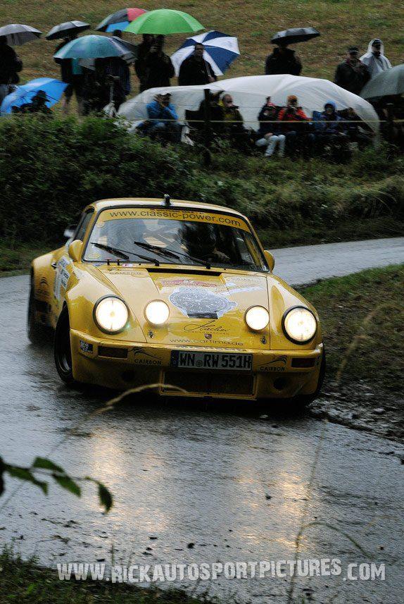 Legend Walter Rörhl Eifel Rallye 2014
