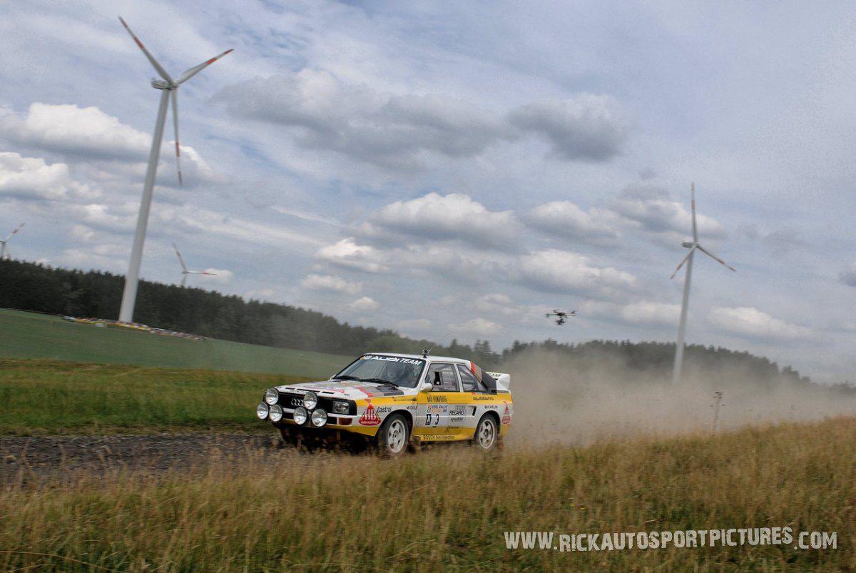 Legend Harald Demuth Eifel Rallye 2015
