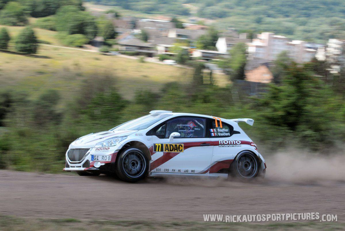 Bryan Bouffier Deutschland Rally 2015