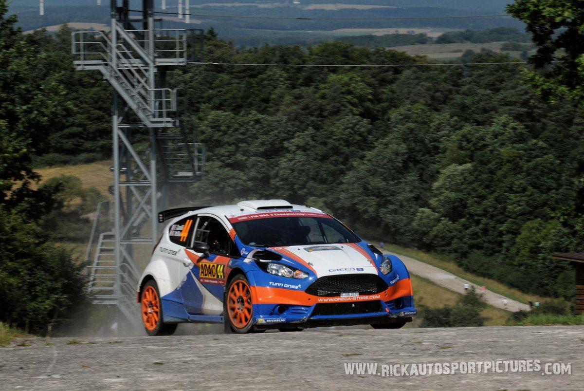 Eric Camilli Deutschland Rally 2015