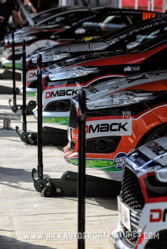 DMack Championship Deutschland Rally 2015