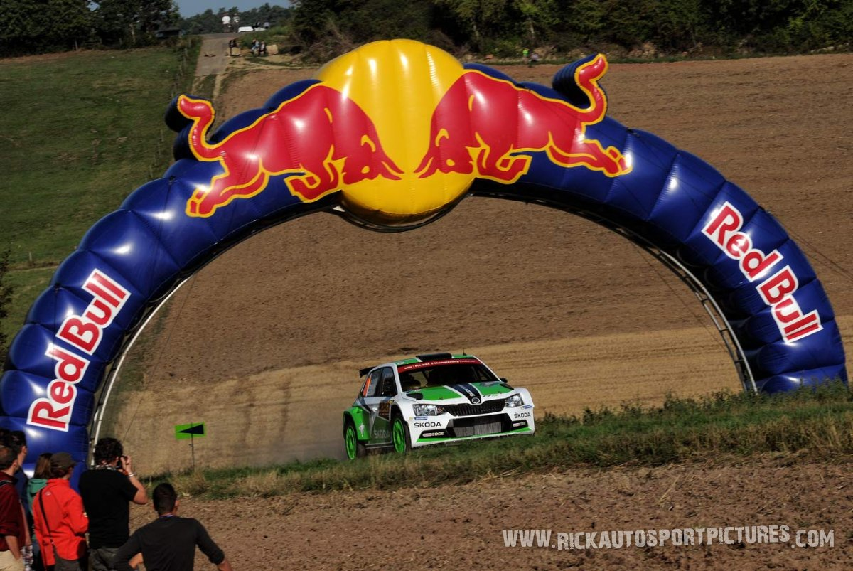 Esapekka Lappi Deutschland Rally 2015