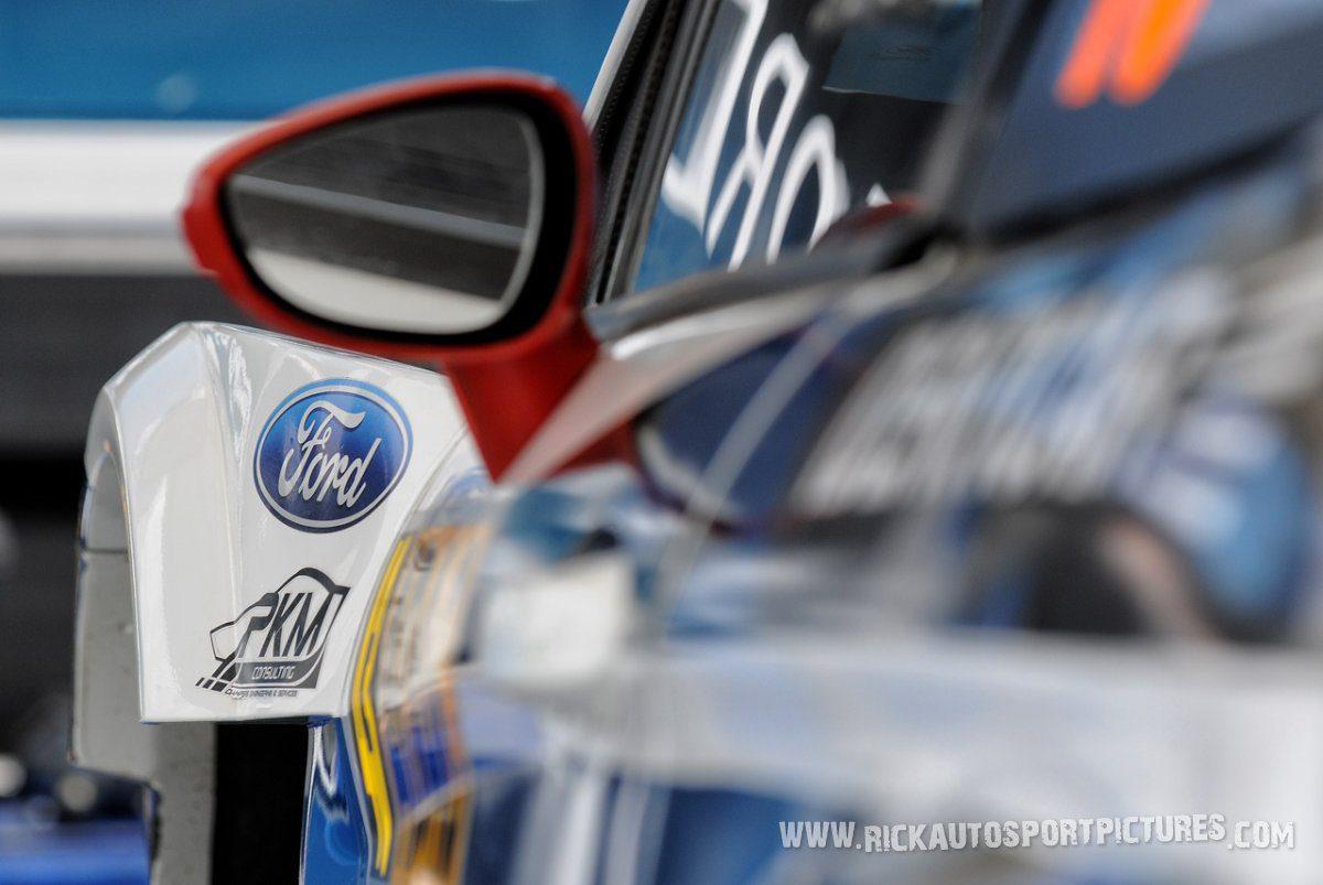 Julien Maurin Deutschland Rally 2015