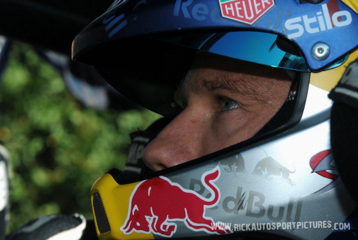 Sébastien Ogier Deutschland Rally 2015