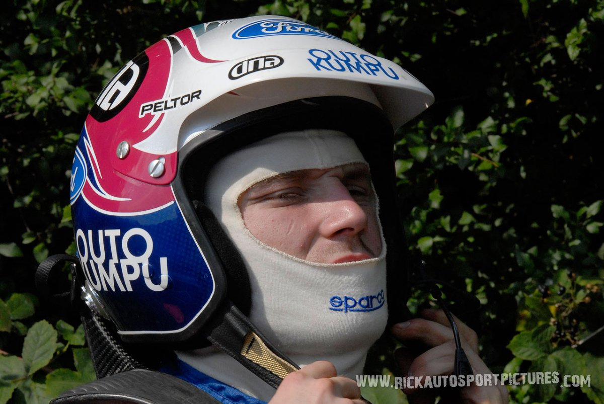Jari-Matti Latvala Deutshland Rally 2008