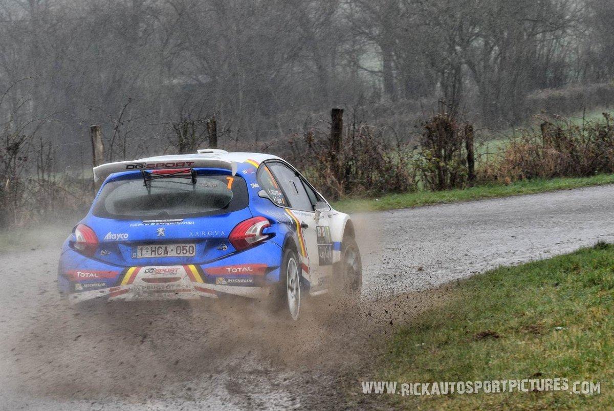 Kevin Abbring-Spa-Rally 2017
