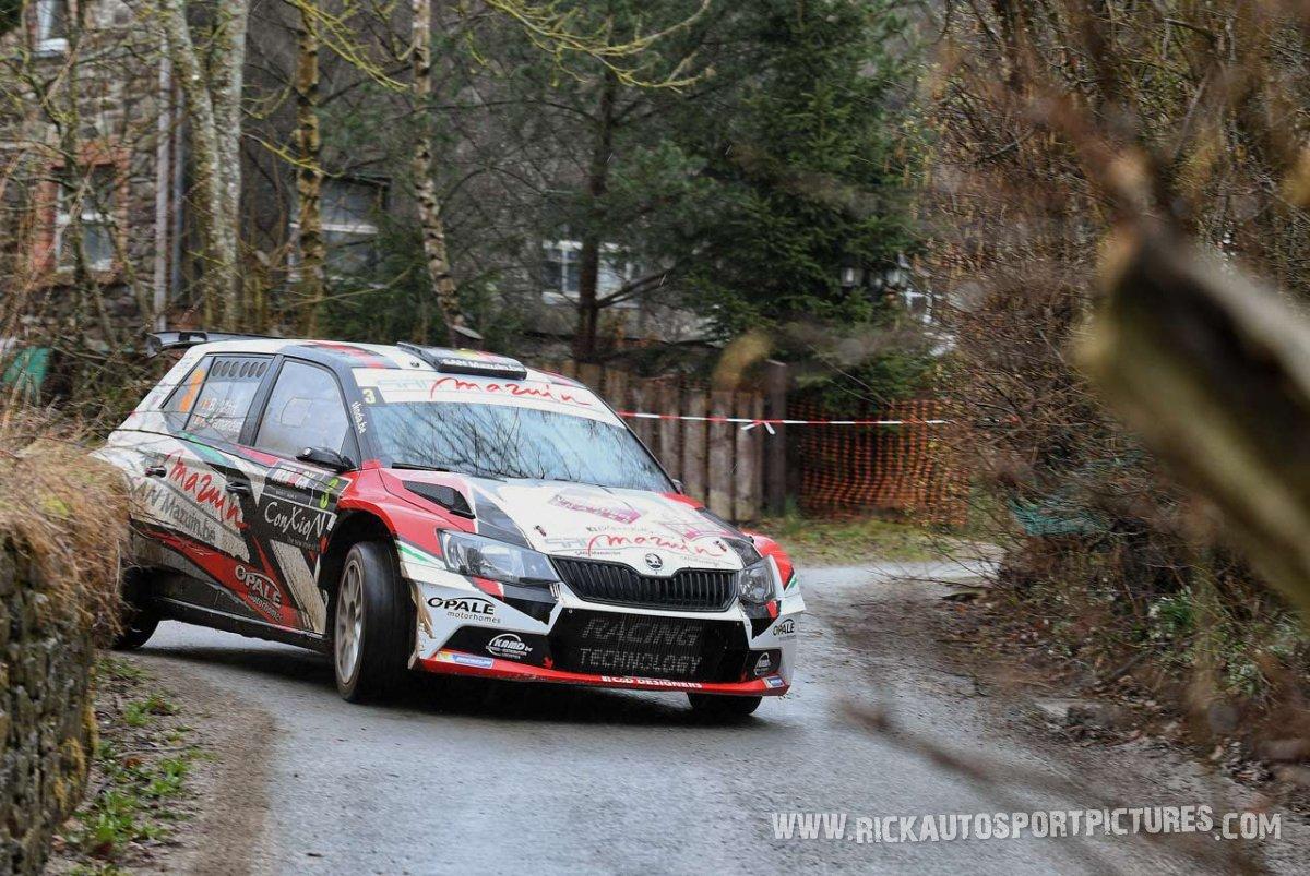 Benoit Allart-Spa-Rally-2017