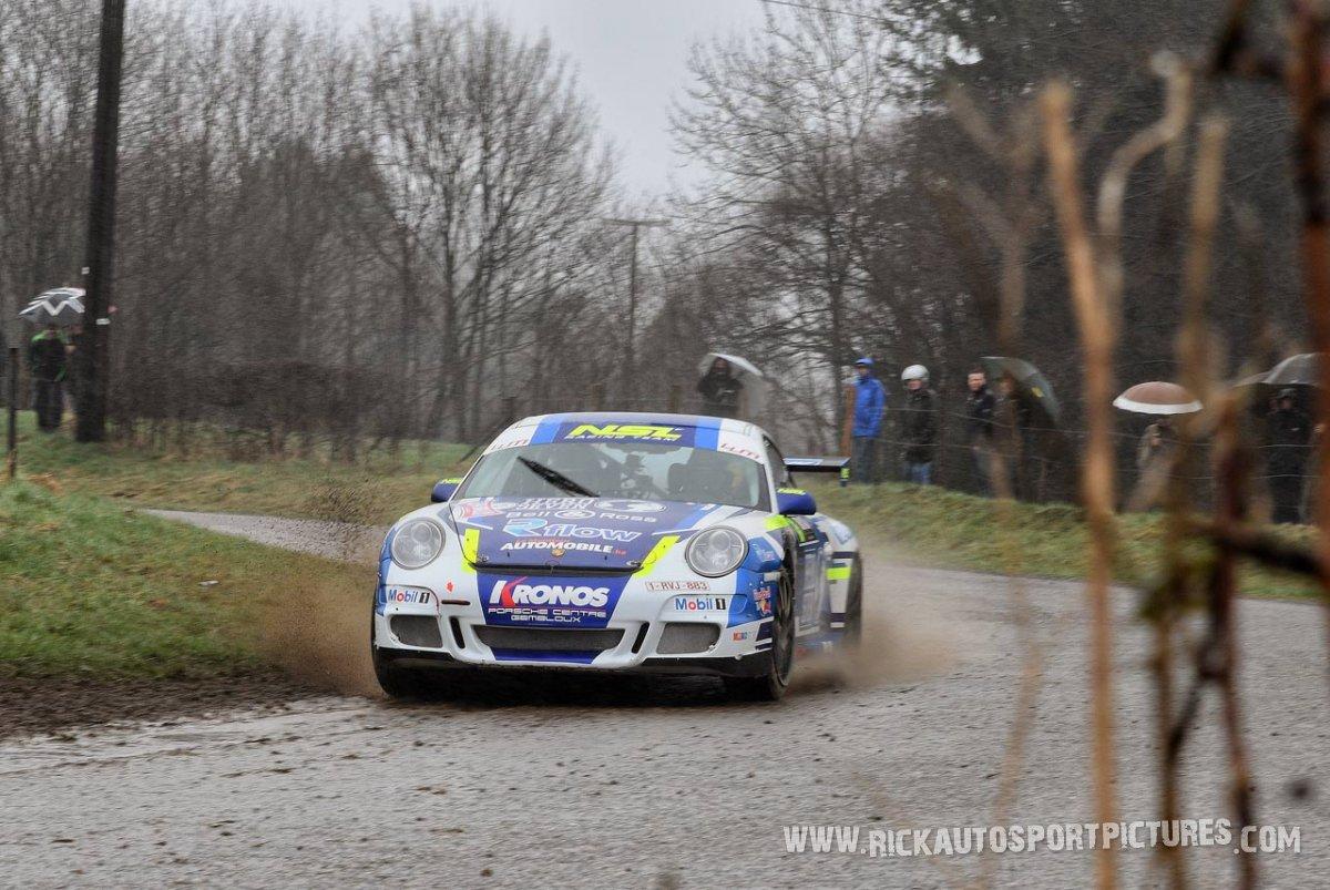 Fred Bouvy-Spa-Rally-2017