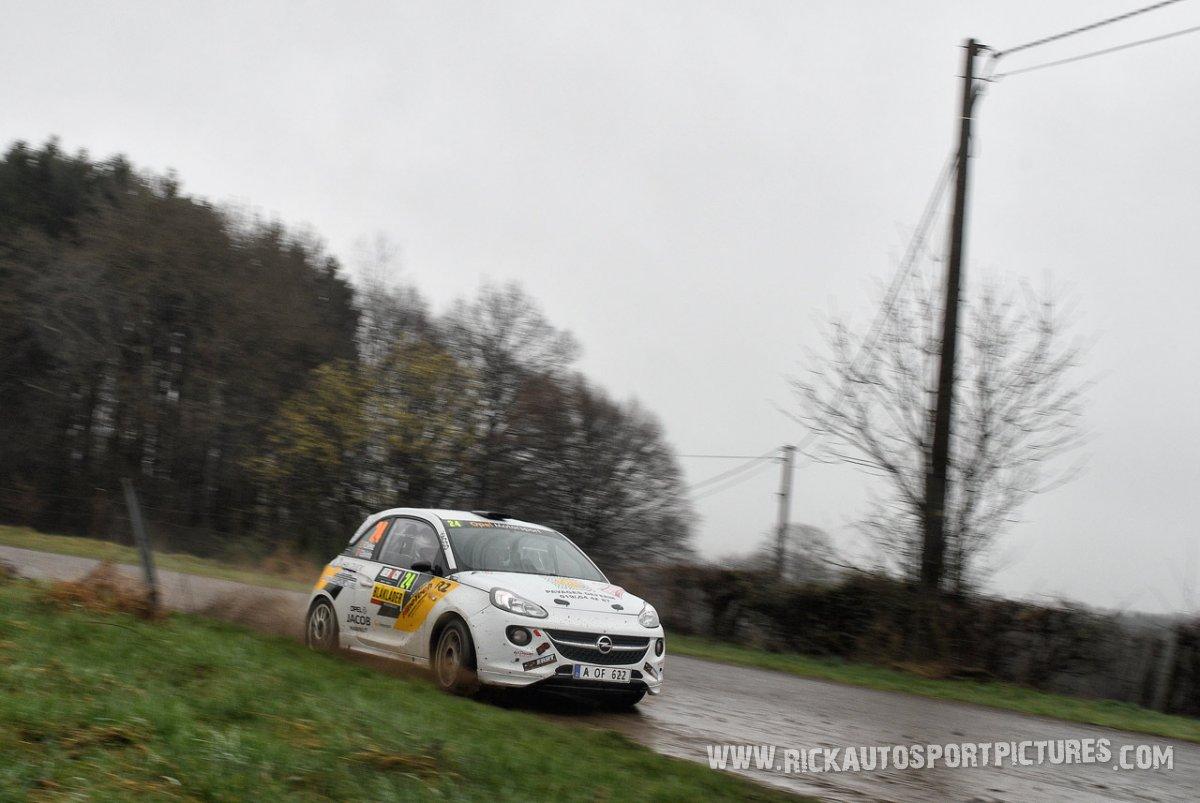 Romain Delhez-Spa-Rally-2017