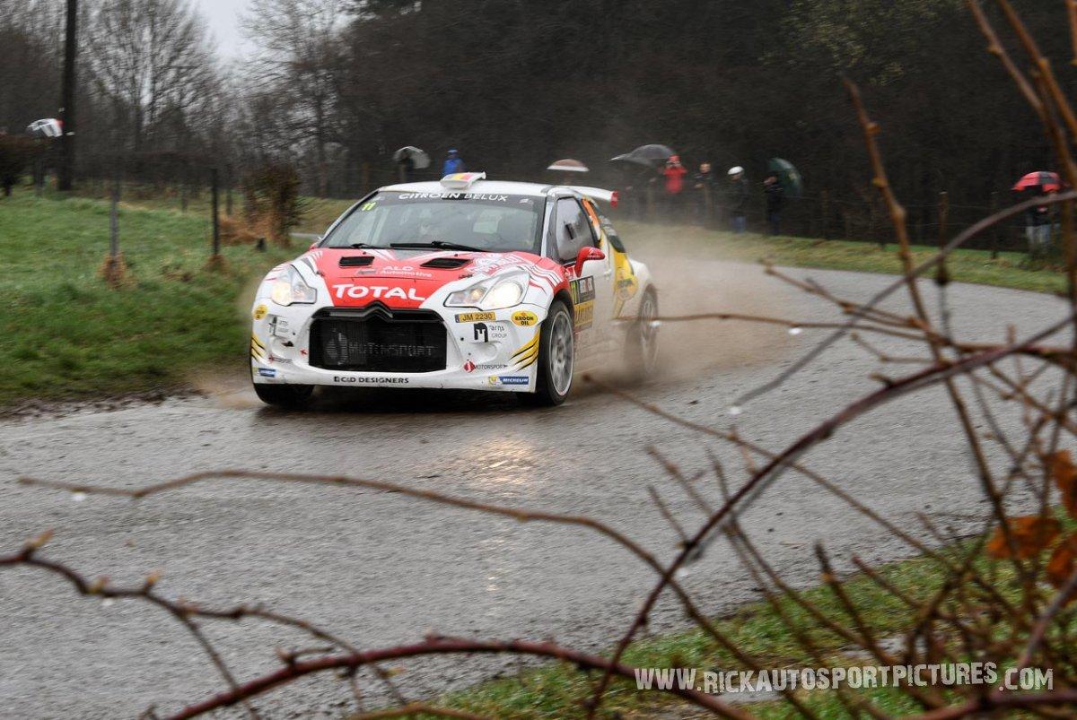Kevin Demaerschalk-Spa-Rally-2017